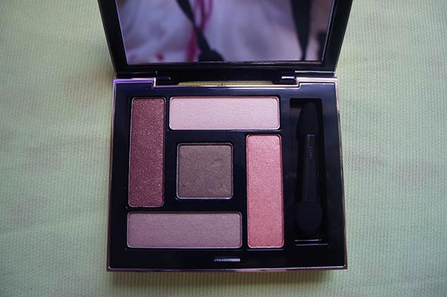 Avon Luxe sombras para olhos
