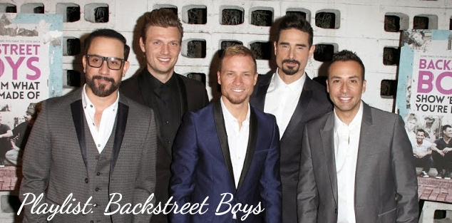playlist backstreetboys