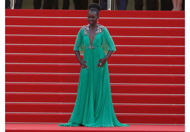 Lupita N'yongo Cannes 2015