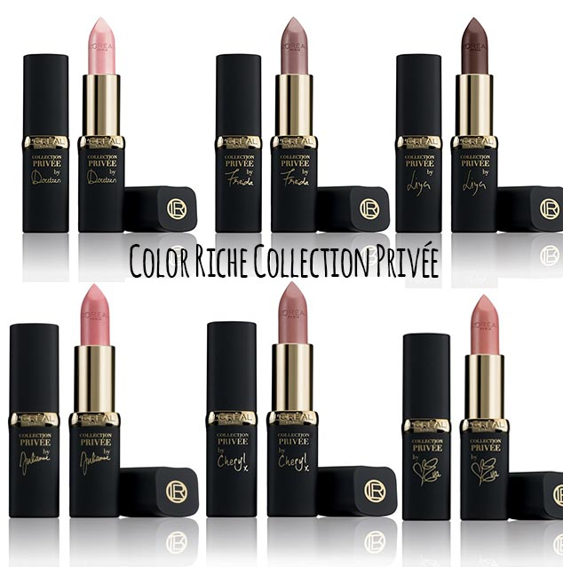 Color Riche Collection Privee Loreal