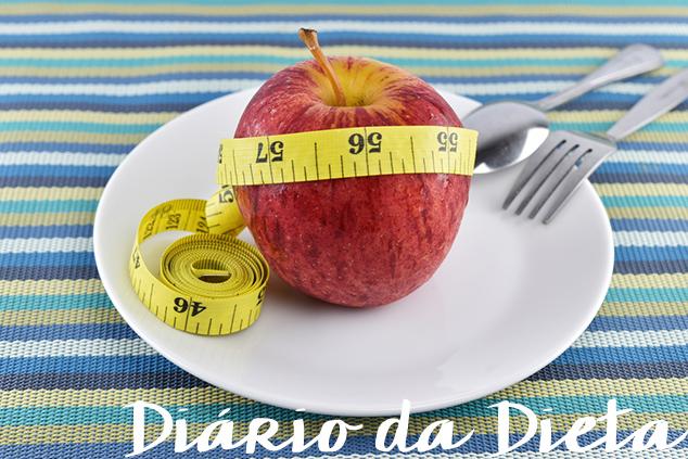 Diário da dieta