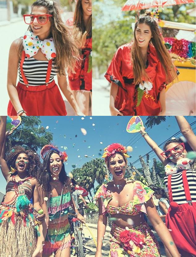 fantasias para carnaval