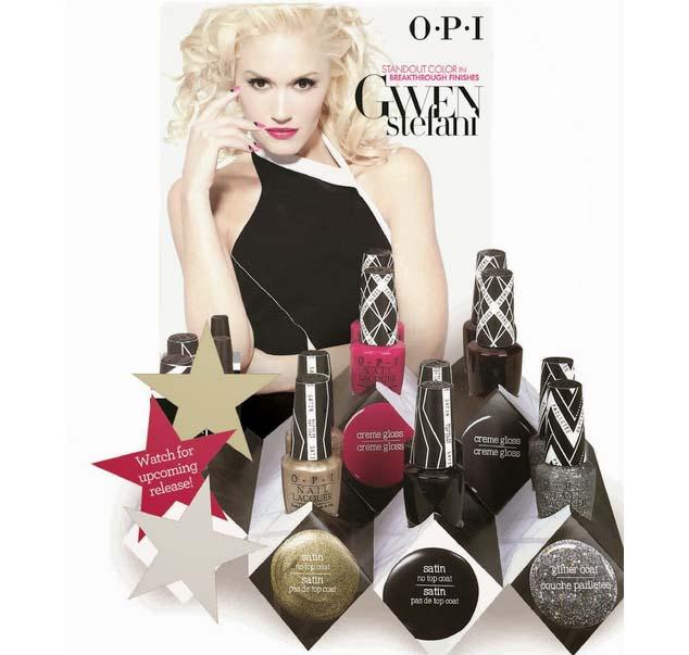 Gwen Stefani para OPI