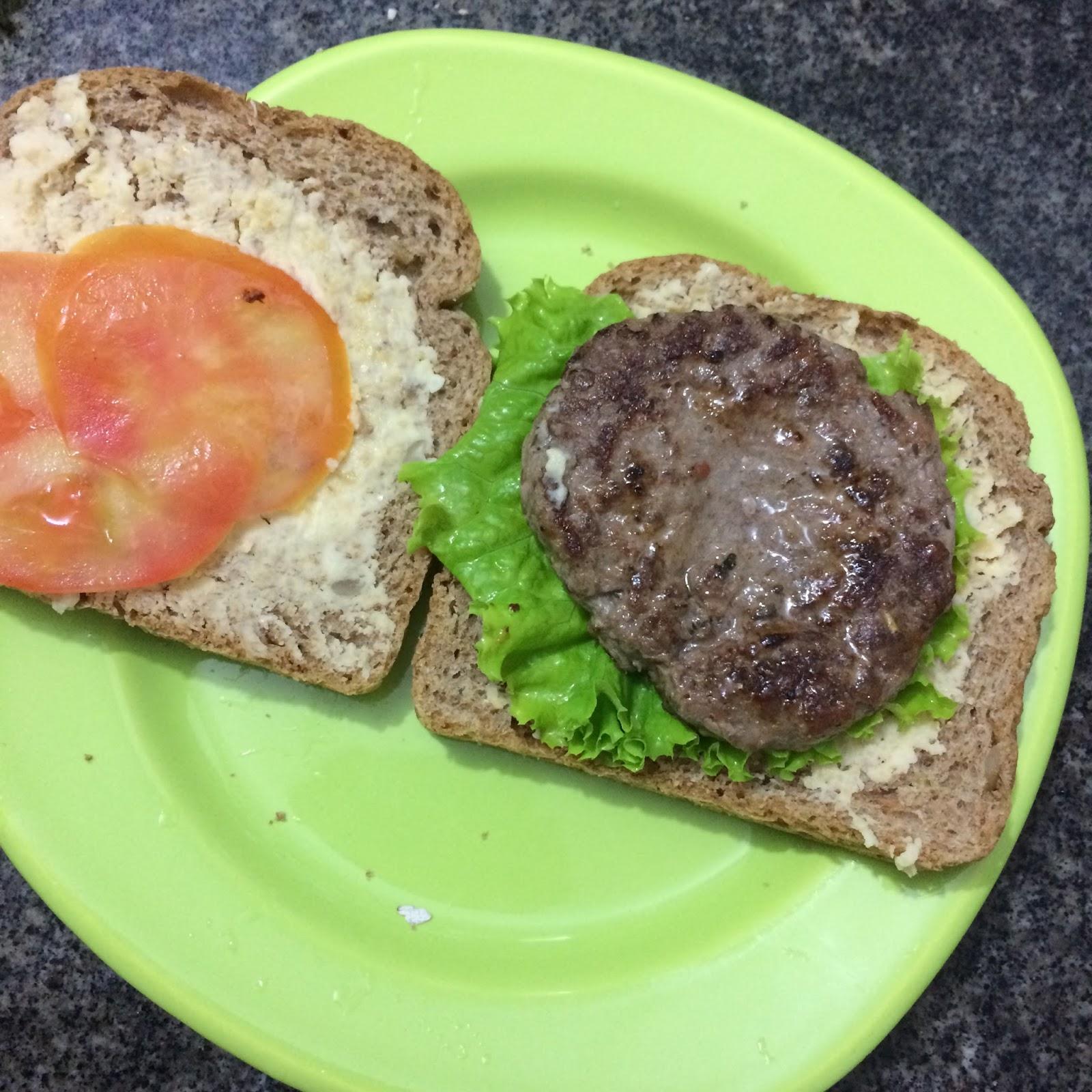 Hambúrguer Funcional - aprenda a fazer
