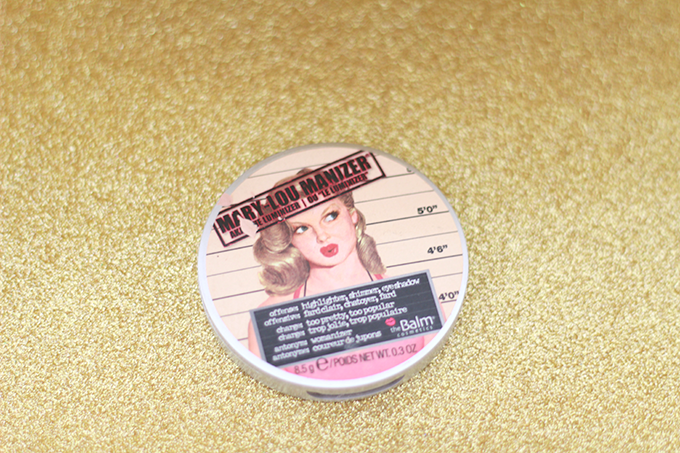 Iluminador Mary Lou Manizer - The Balm