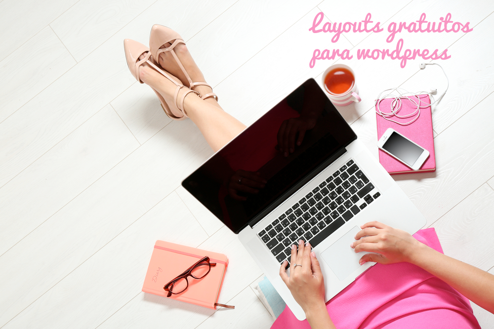 Layouts gratuitos wordpress