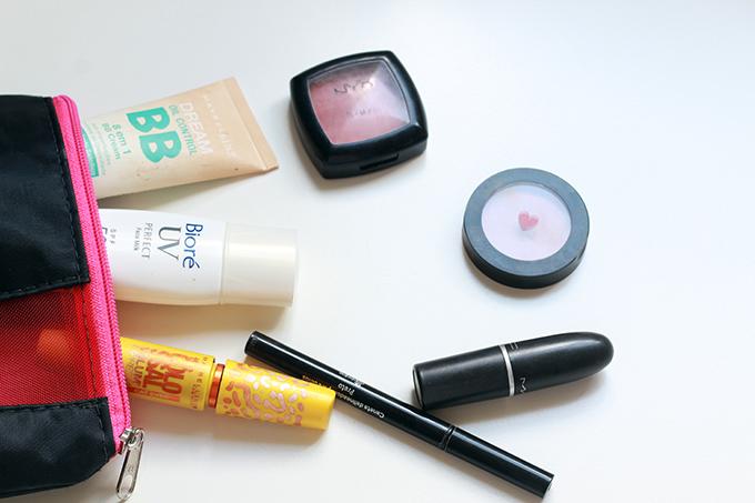 Maquiagem básica para o dia-a-dia