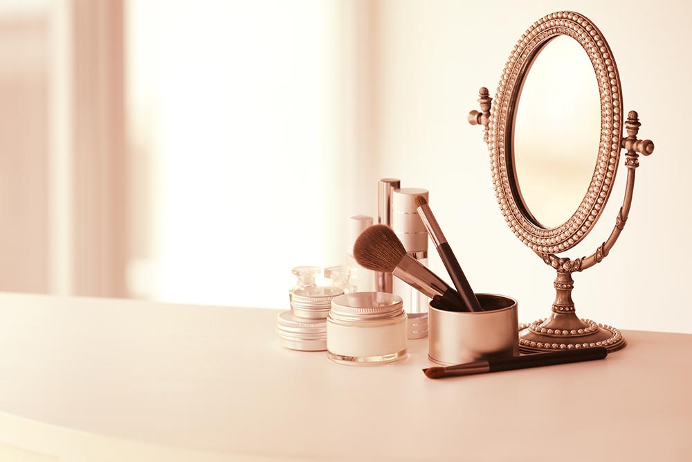 Maquiagem e identidade