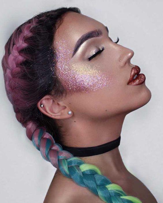 32 ideias de maquiagem para o carnaval