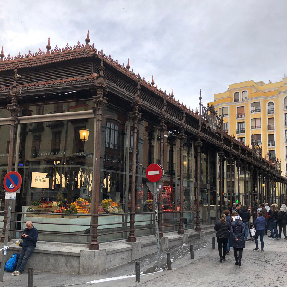Mercado San Miguel - Madrid