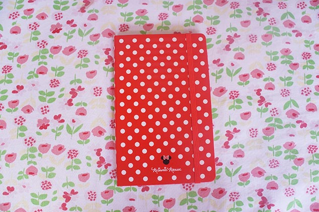 Moleskine Minnie