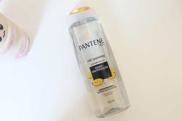 Pré shampoo Antirresíduos - Pantene
