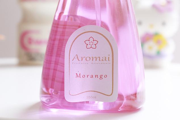 Spray aromatizador Morango - Aromai