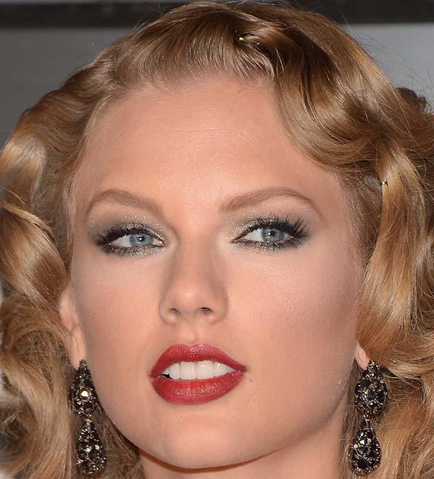 Taylor Swift VMA 2013 Maquiagem