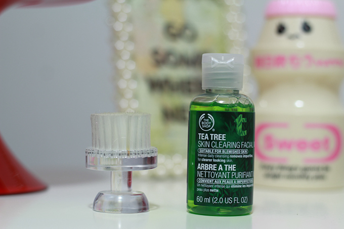 Gel facial Tea Tree